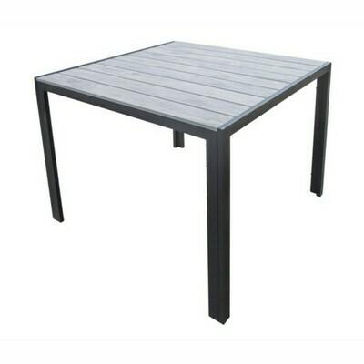 Kynast Gartentisch Nonwood 90x90cm