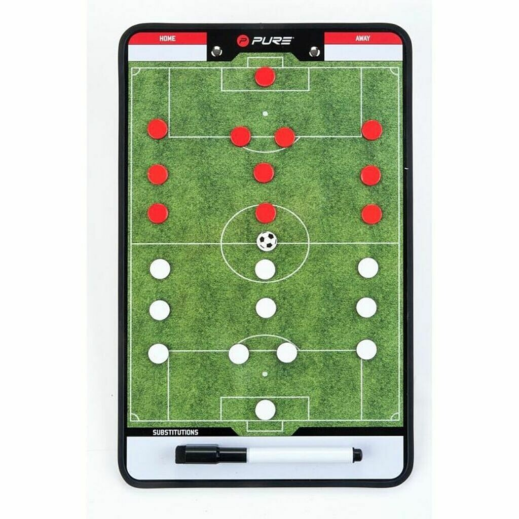 Pure2improve Trainingsboard Fussball