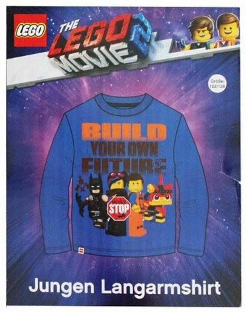 Lego Kinder Langarmshirt Lego Movie