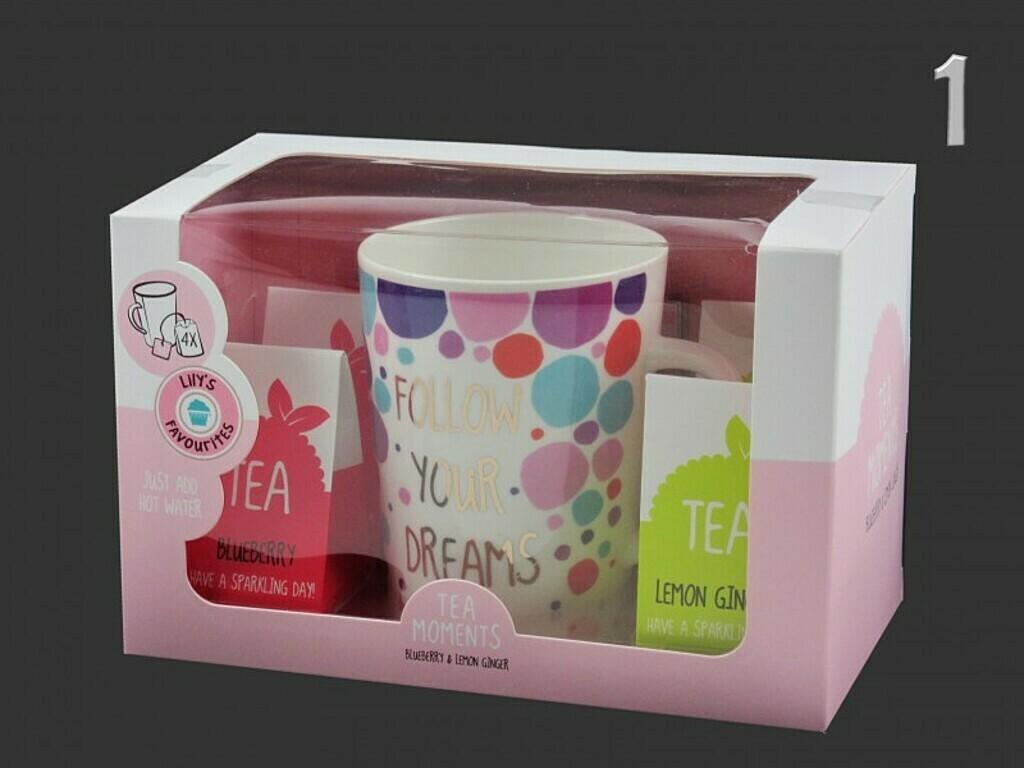 Lily's Tea Time Geschenkset
