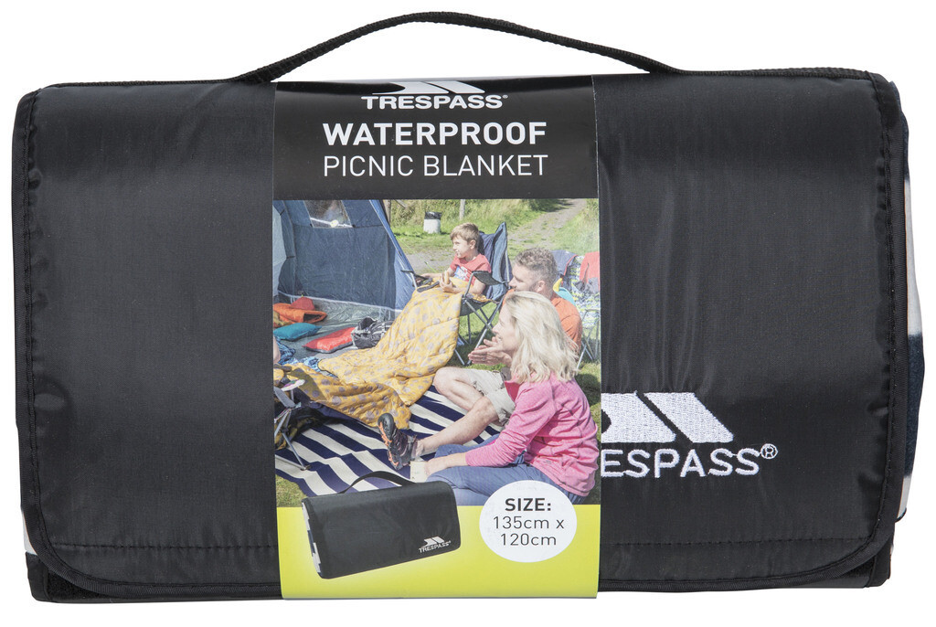 Trespass THROW - Picknickdecke Wasserdicht