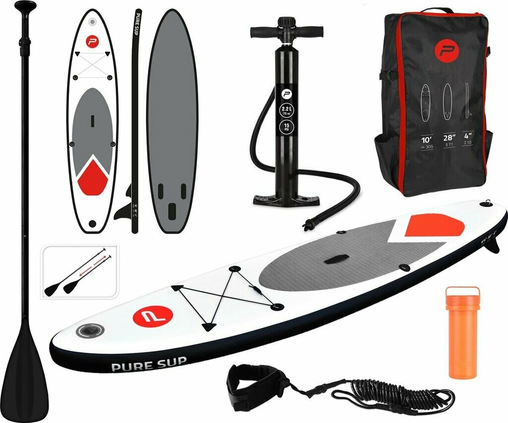 Pure2improve Stand up Paddle Board 4Fun Basic 305