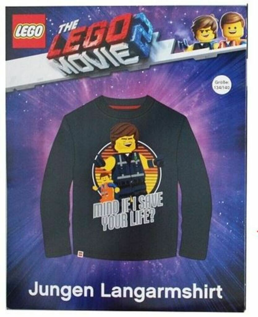 Lego Kinder Langarmshirt Lego Movie