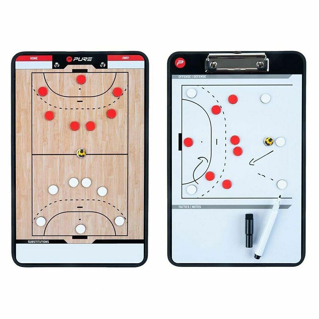 Pure2improve Trainingsboard Handball