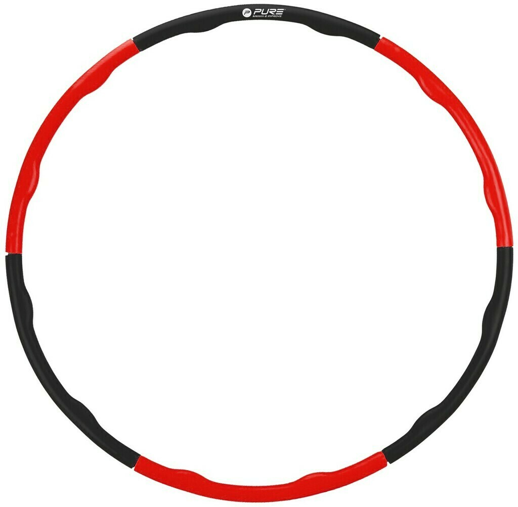 Pure2improve Fitness Hula Hoop steckbar