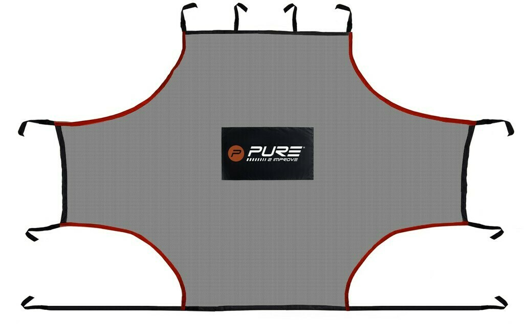 Pure2improve Fussballtor Trainingsnetz