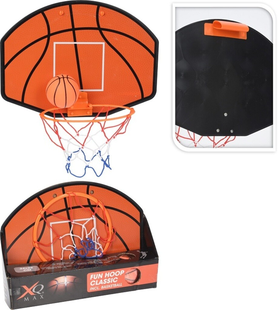 XQ Max Basketballkorb FUN HOOP Set