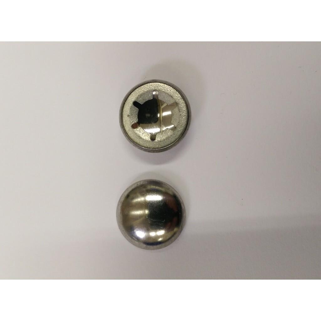 Sponeta ET Metall-Endkappe