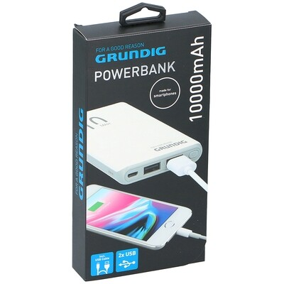 Grundig Powerbank 10000mAh