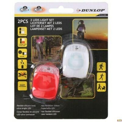 Dunlop 2er Set LED Lichter