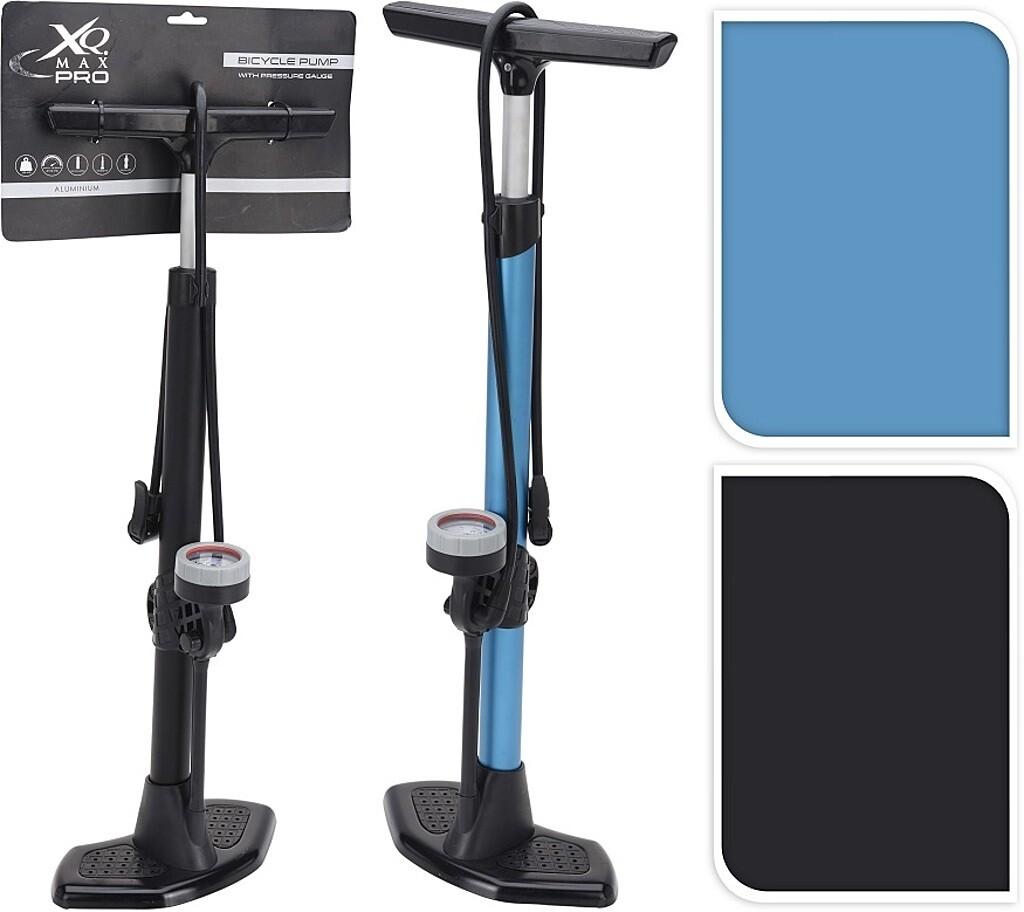 XQ Max Fahrradpumpe aus Aluminium