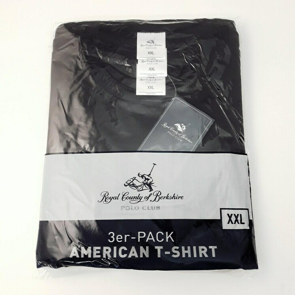 Polo Club T-Shirt  3er Pack