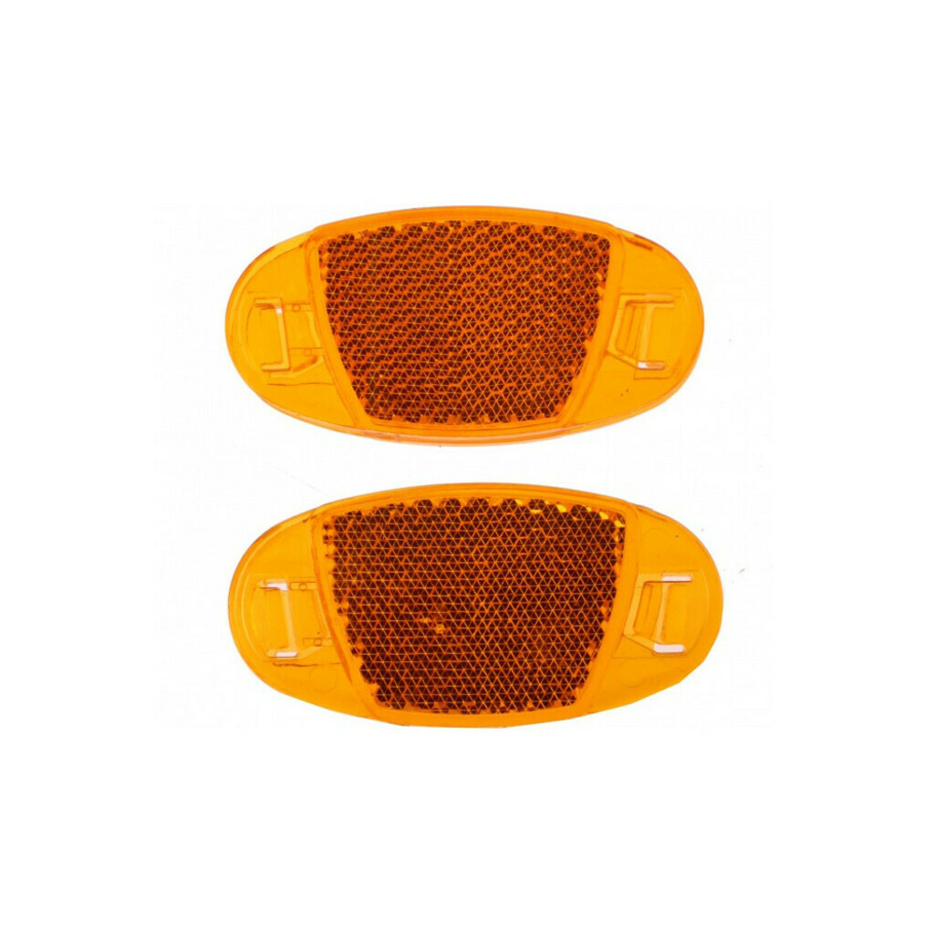 Dunlop Speichenreflektoren 2tlg.