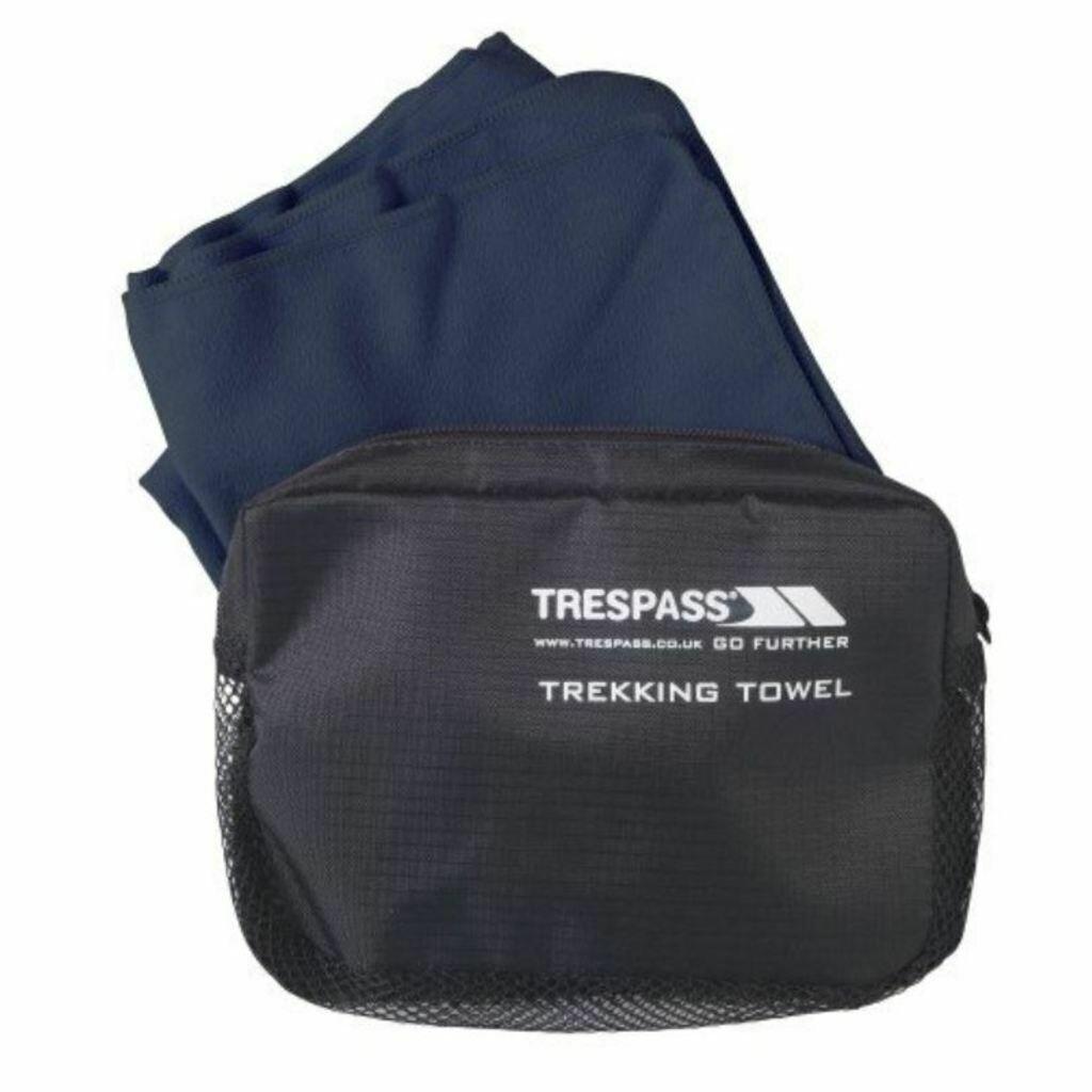 Trespass SOAKED - ANTI BACTERIAL SPORTS TOWEL