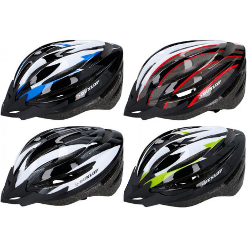 Dunlop Fahrradhelm in Grösse L