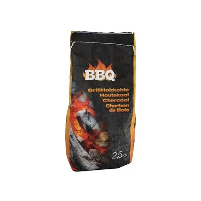 BBQ Collection Holzkohle 2,5kg