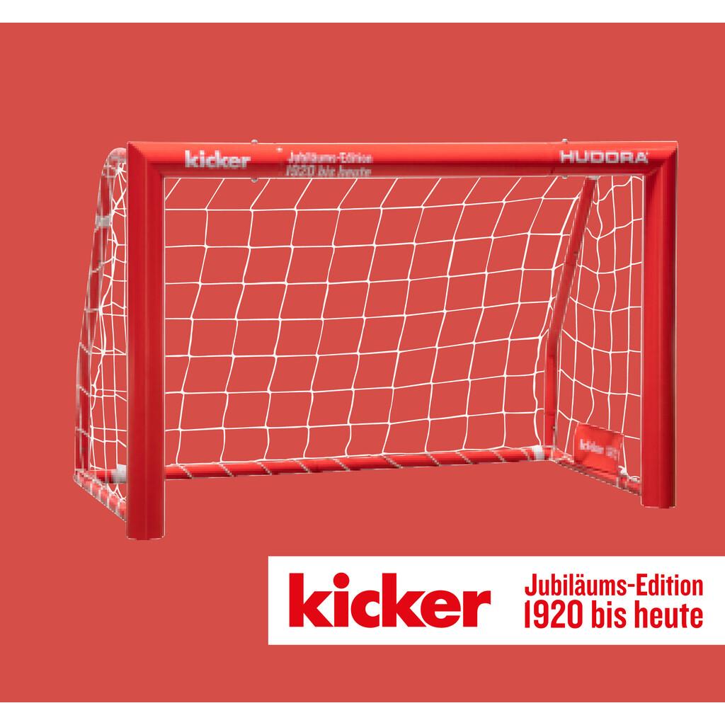 """Hudora Fussballtor Expert 120 """"kicker Edition"""""""