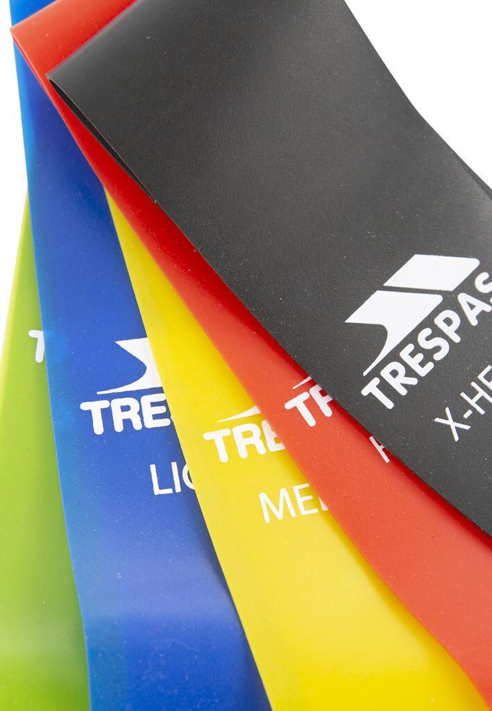 Trespass STRETCH - Widerstandsbänder Set (5 Stk.)