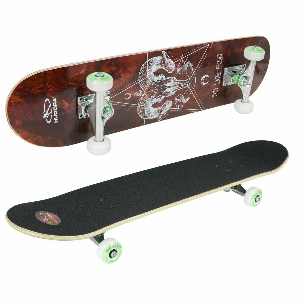 Hudora Skateboard Bronx ABEC 7 FSC 100%