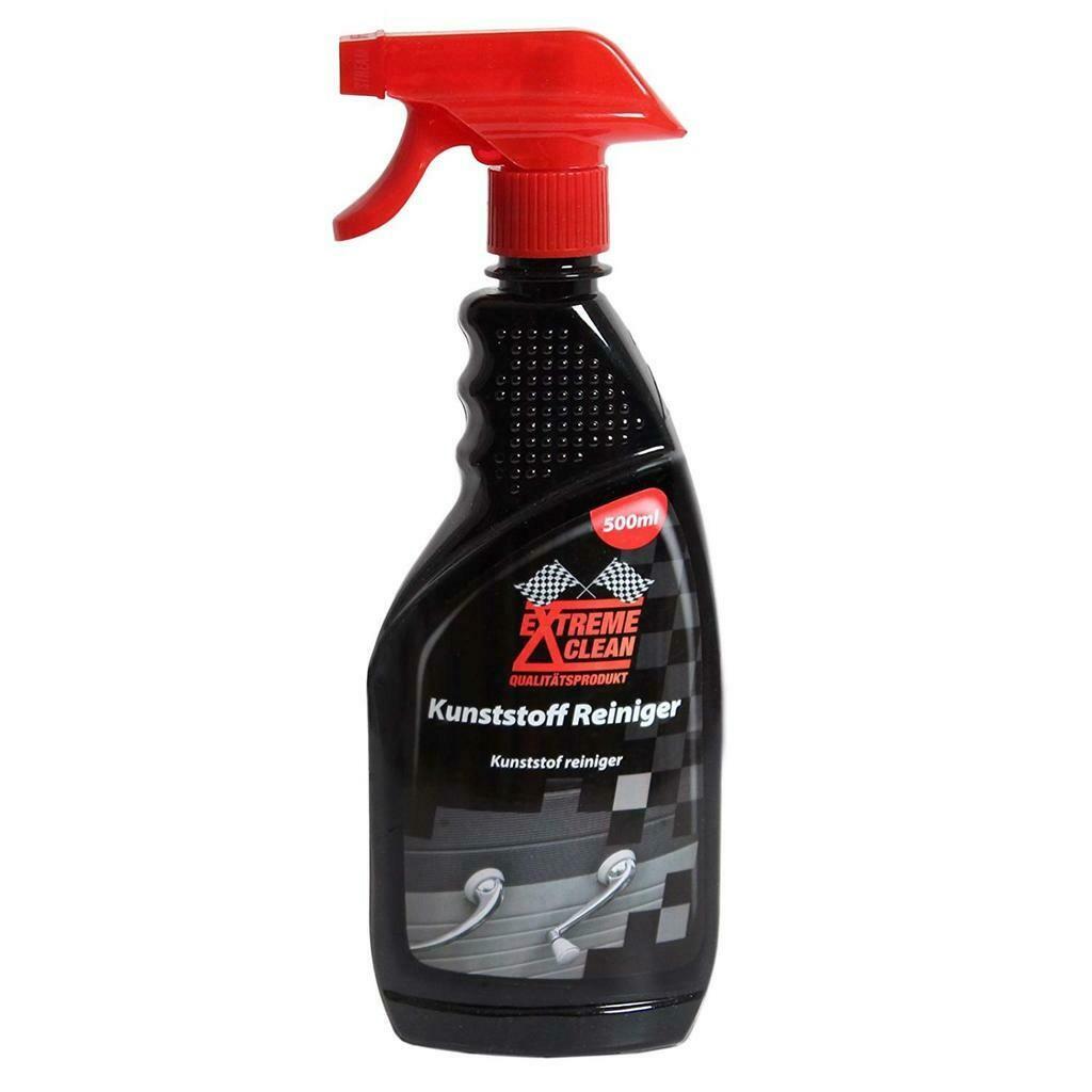 Extreme Clean Autopflege Kunststoff-Reiniger 500ml