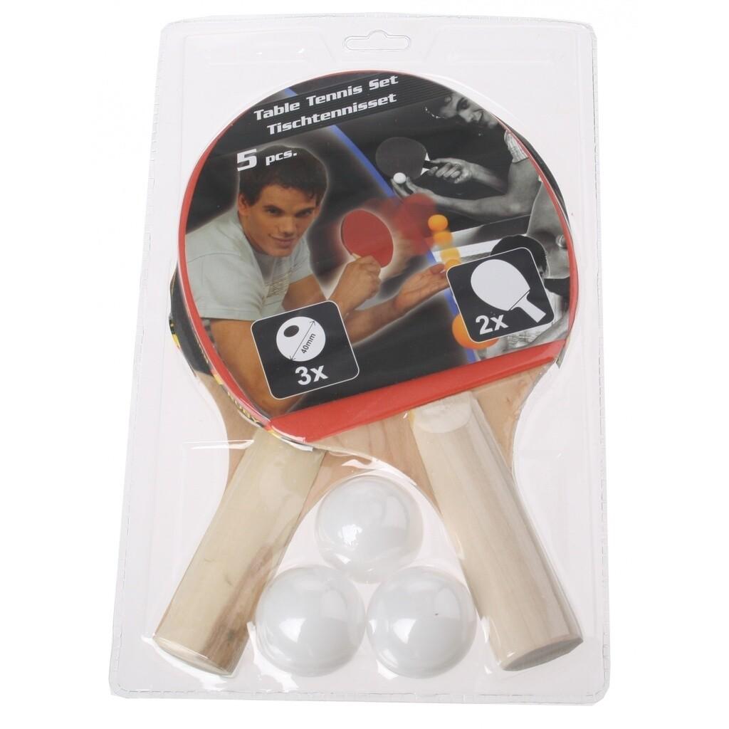 CHAMP Tischtennis-Set Beginner