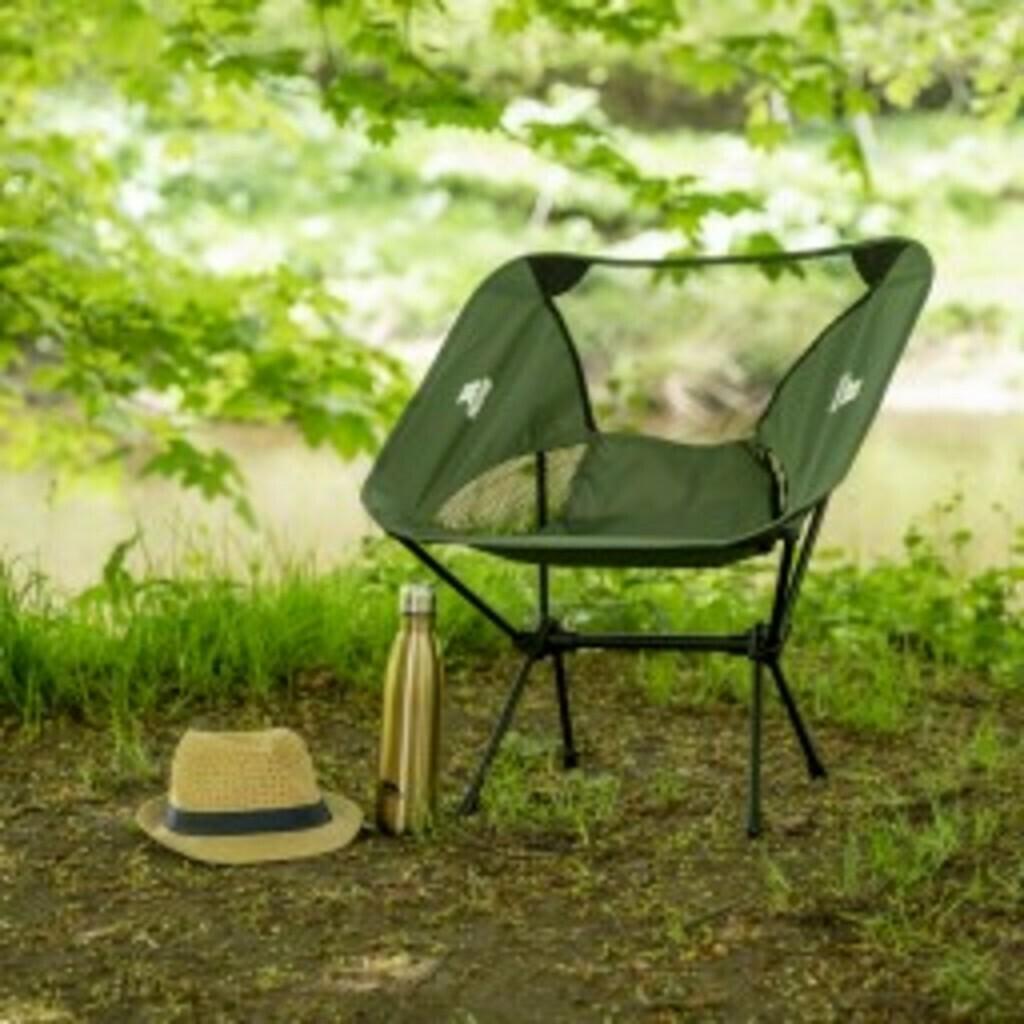 Trespass PERCH - leichter Campingstuhl mit Tragtasche