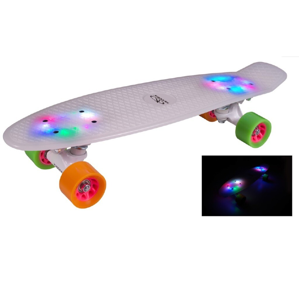 Hudora Skateboard Rainglow