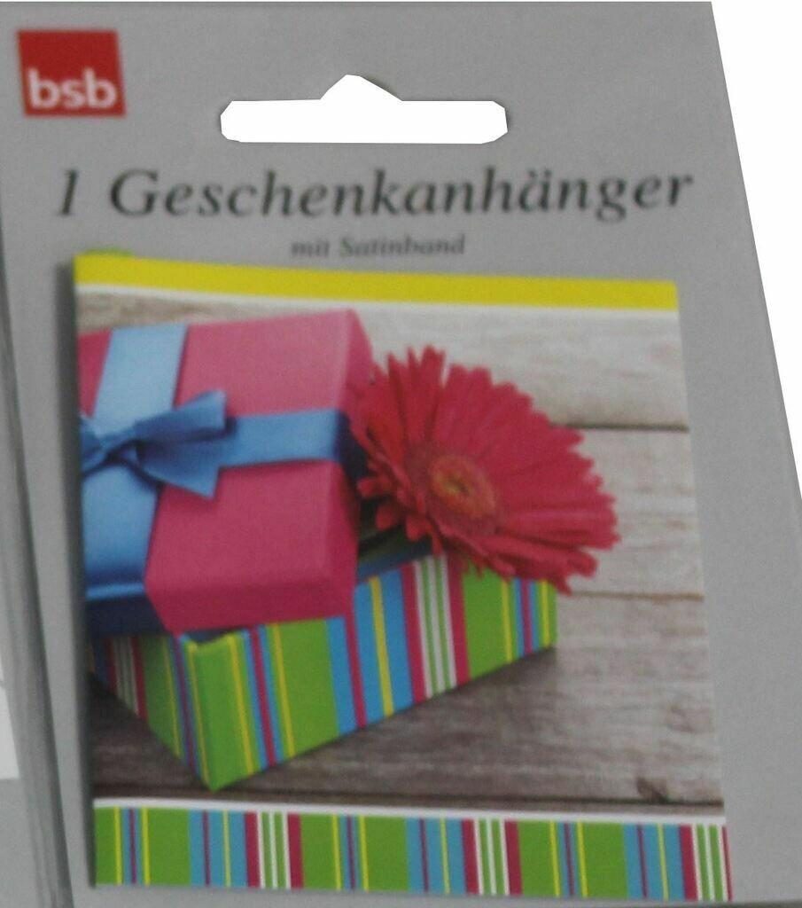 """bsb Geschenkanhänger 1er """"Geschenkbox"""""""