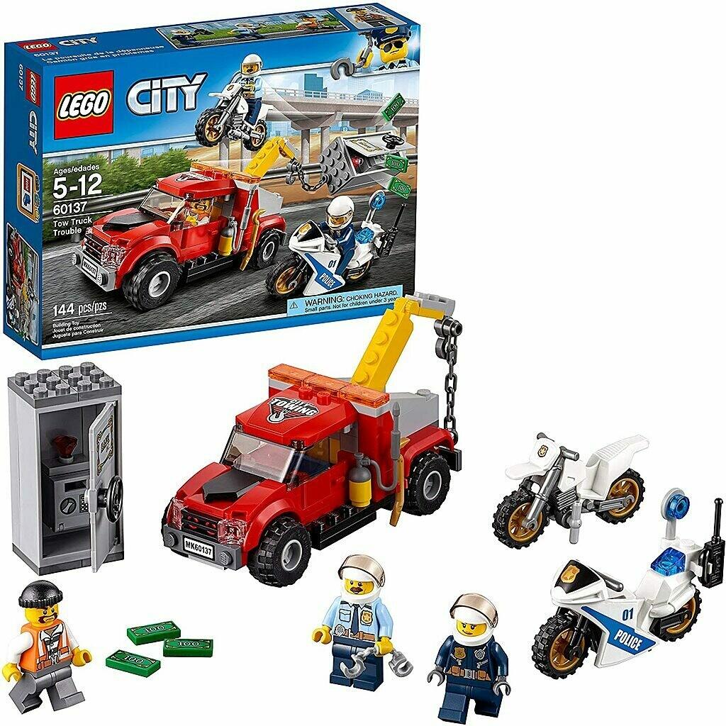 Lego Abschleppwagen Set