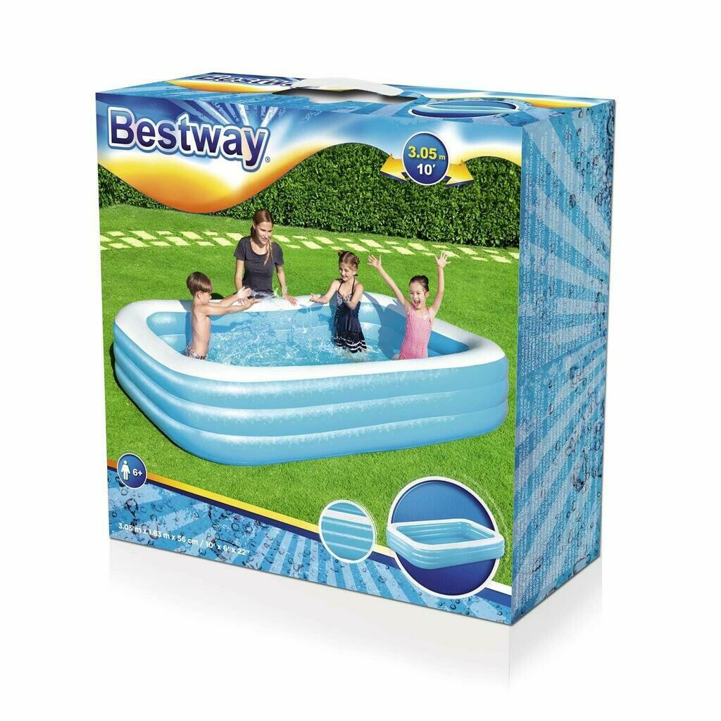 Bestway SO Pool Family 305x183cmx56 cm