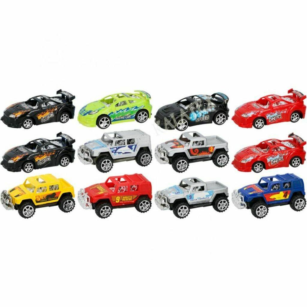 Gearbox Spielzeugauto 6er Set