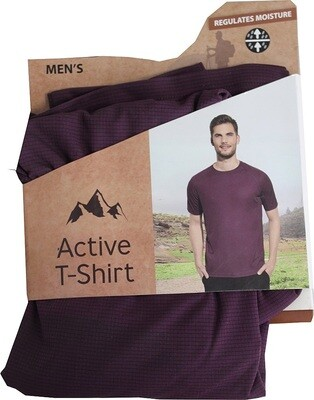 Crane Active T-Shirt Herren