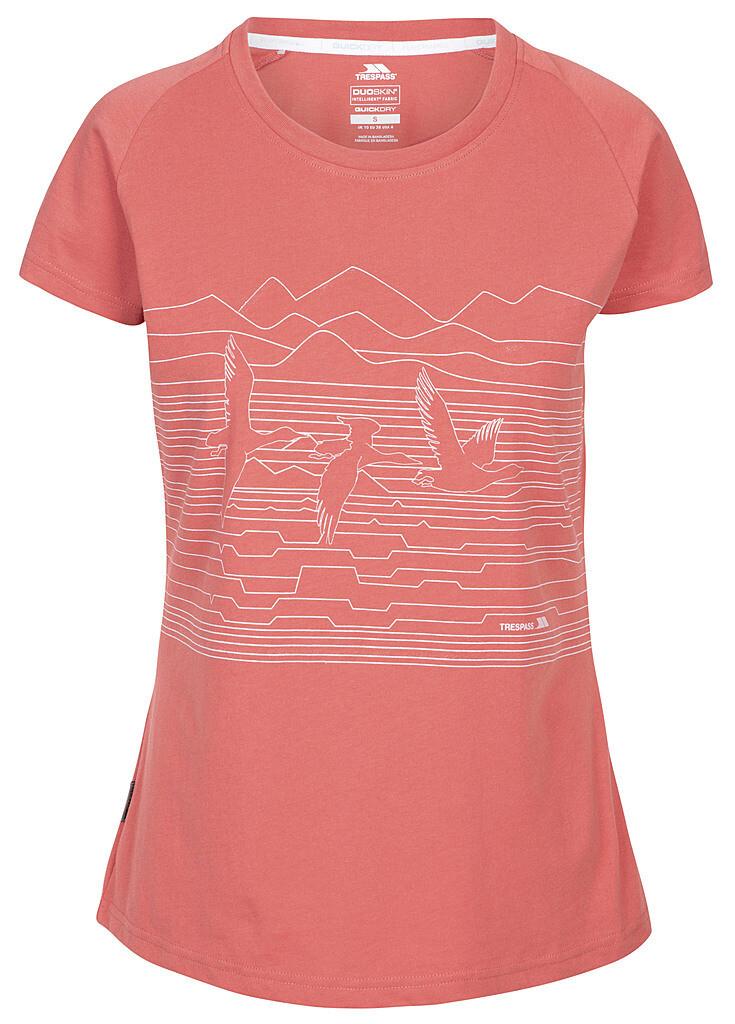 Trespass Dunebug - Damen T-shirt