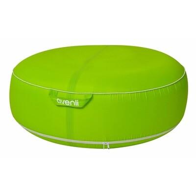Jilong Avenli pouf I grün