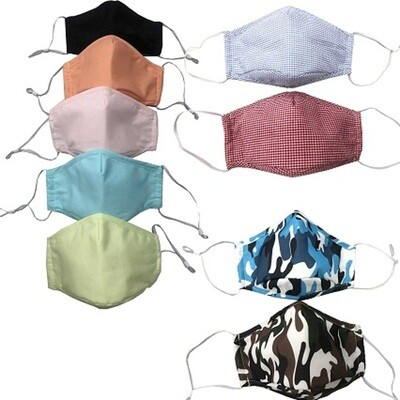 CHAMP Gesichtsmaske aus Baumwolle