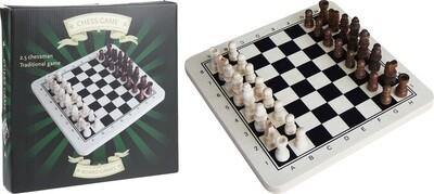 CHAMP Schach-Brettspiel, Holz