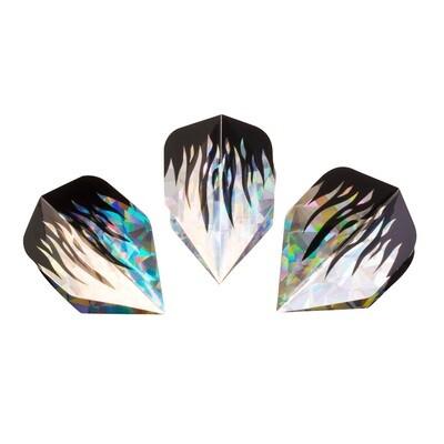 Hudora Dart Ersatzflights Hologram