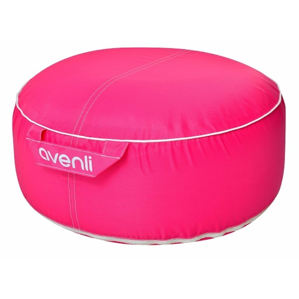 Jilong Avenli pouf II pink