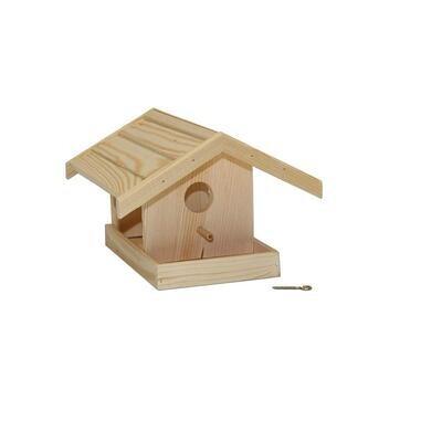 Kynast Vogelhaus zum Bemalen
