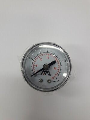 Aqua Marina Pressure Gauge