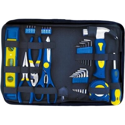 Kinzo Werkzeugsatz 33 teilig