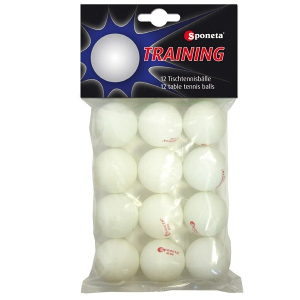 Sponeta Trainingsbälle 12er-Pack