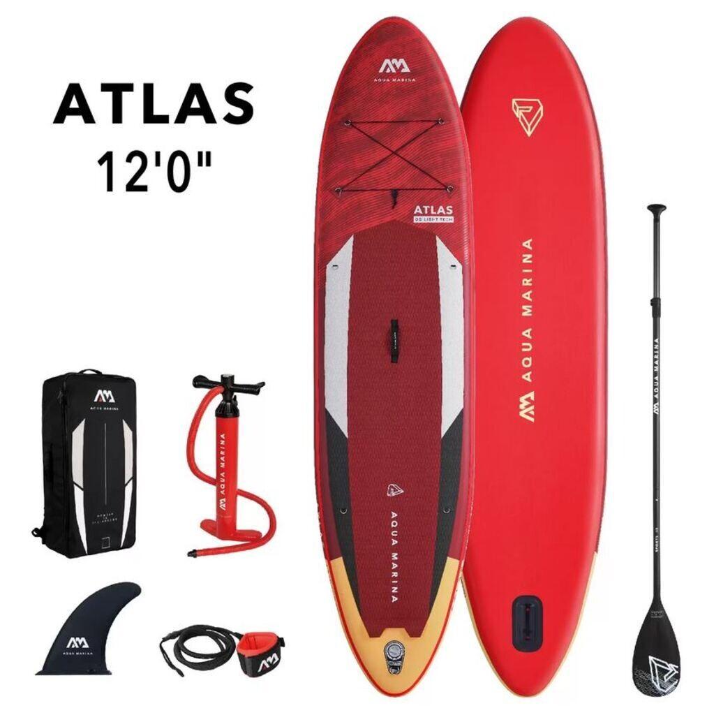 Aqua Marina Advanced All-Around iSUP ATLAS