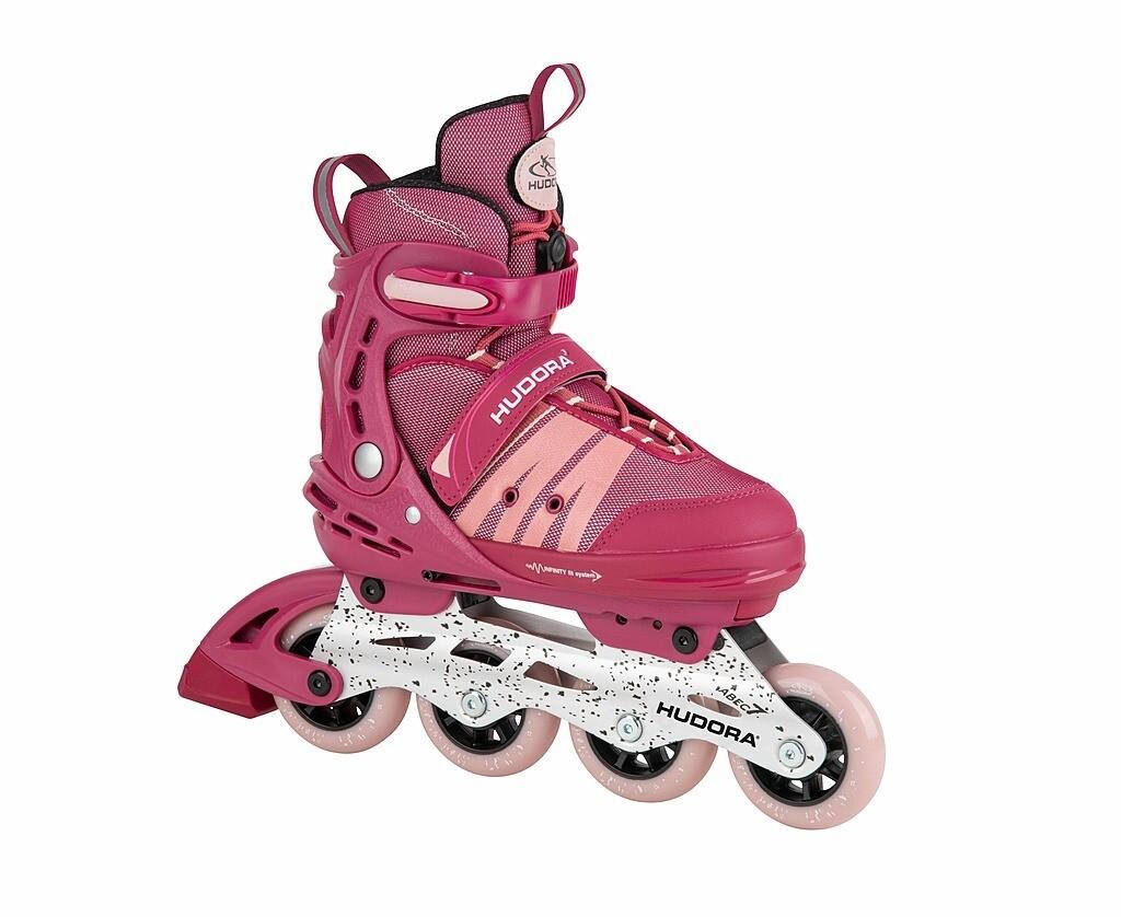 Hudora Inline Skates Comfort, strong berry, Gr. 35-40