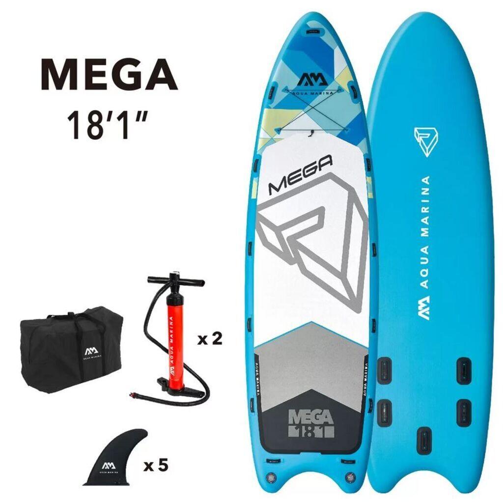 Aqua Marina Mega - Group iSUP