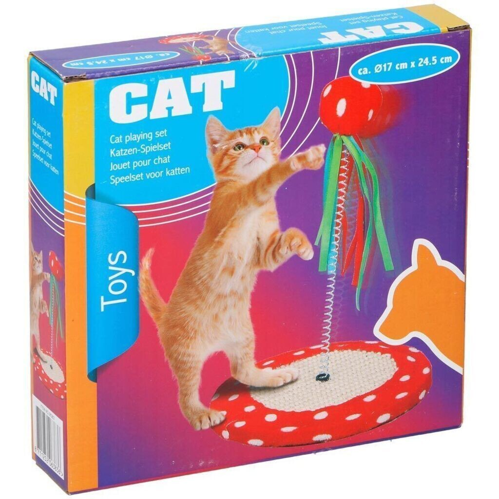 Pet Toys Katzen-Spielset