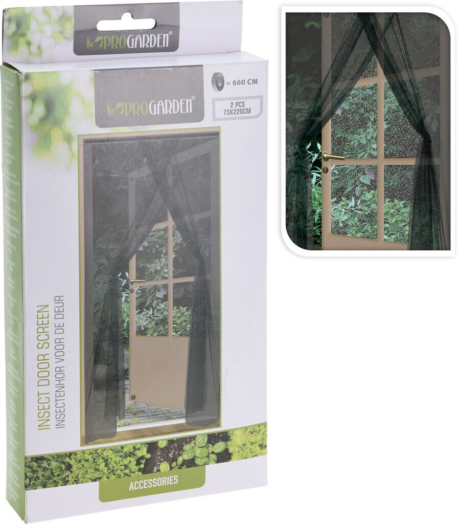 Pro Garden Insektenschutz Vorhang für die Tür