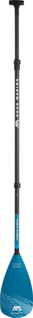 Aqua Marina CARBON GUIDE Adjustable Carbon/Fiberglass iSUP Paddle (3 sections)