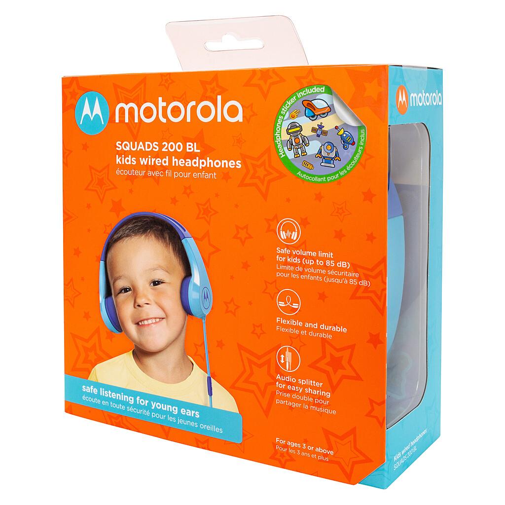 Motorola Kopfhörer Squads 200