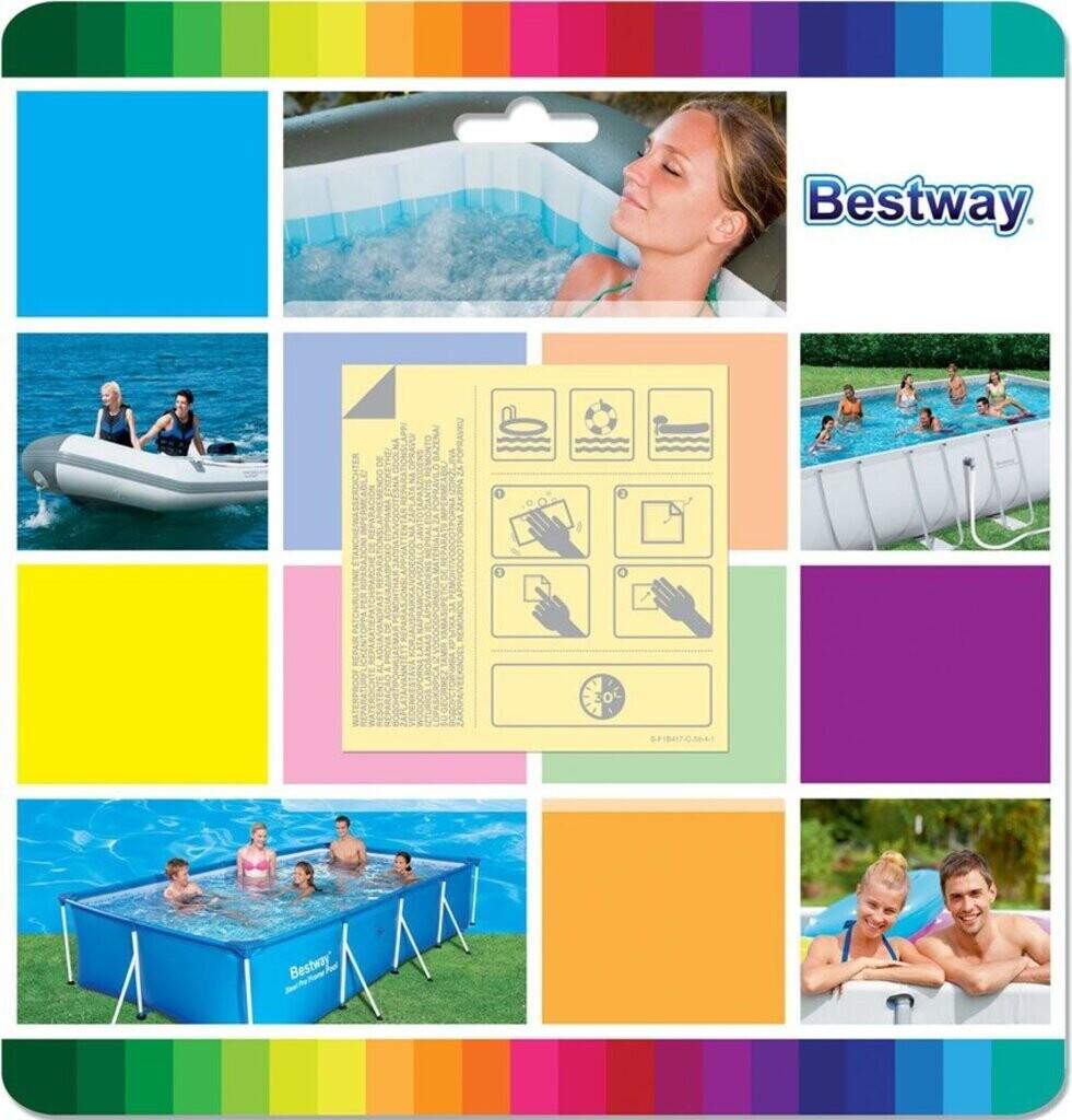 Bestway Pool Reparatur Set 10er Pack